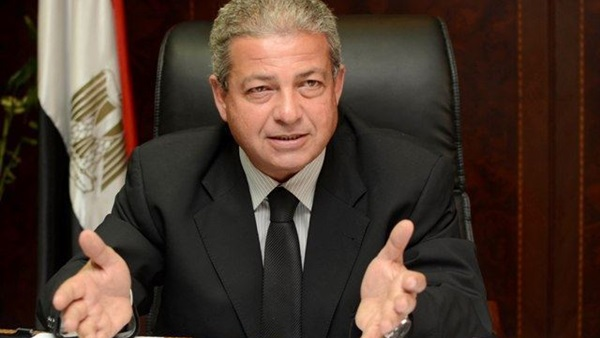 وزير الرياضة يفتتح الفرع الاجتماعي للنادي المصري البورسعيدي