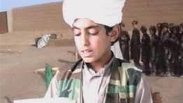 بعد إدراجه على قوائم الإرهاب.. زعيم «القاعدة» الصغير ينتظر مصير أبيه