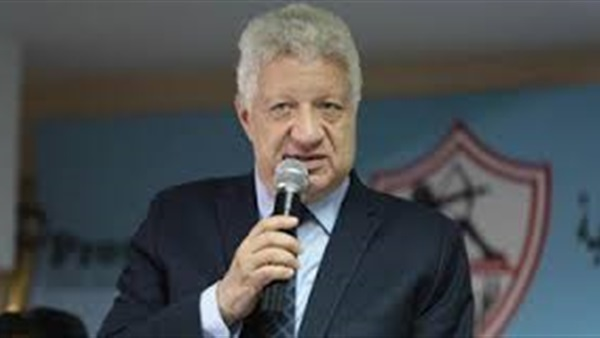 مرتضى منصور يهدد بتسليم نادي الزمالك للحكومة