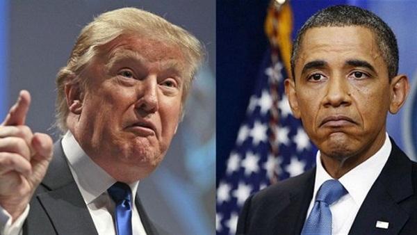 ترامب يورط أوباما: تسبب في ظهور «داعش»
