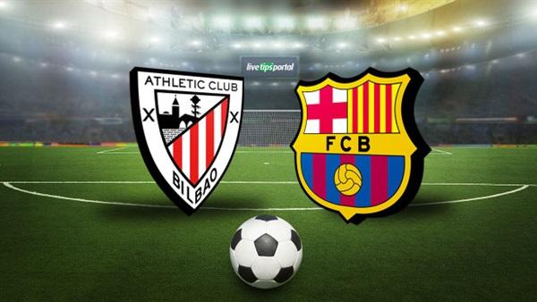 برشلونة VS أتليتك بيلباو في «كأس ملك إسبانيا» (بث مباشر)