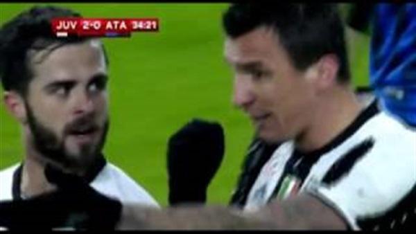 اليوفي يتقدم على أتلانتا بهدفين في الشوط الأول في الدوري الإيطالي (فيديو)