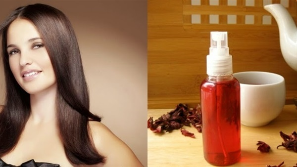 شامبو «الكركديه» لعلاج مشاكل الشعر المختلفة