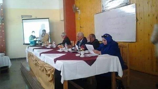 «الطماوي» تشارك في الاجتماع التحضيري لمؤتمر تطوير التعليم بأسيوط
