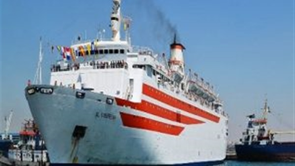 وصول 6500 طن بوتاجاز لموانئ السويس