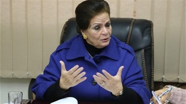 «نادية عبده» محافظ البحيرة: «أنا هدية السيسي للمرأة»