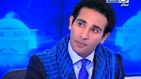المطرب «أحمد سعد» يعلن مقاطعته للفضائيات