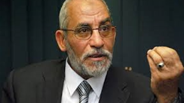 Image result for ‫محمد بديع‬‎