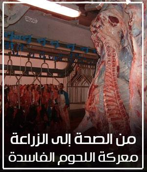 معركة اللحوم الفاسدة