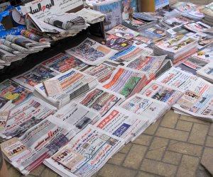فى دقيقة.. تعرف على أبرز عناوين الصحف الصادرة اليوم