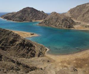 شاهد أبرز المعالم السياحية في جنوب سيناء
