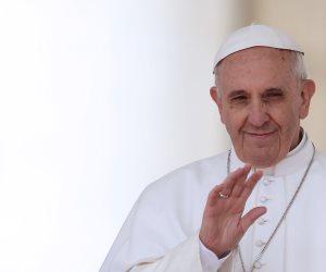 بابا الفاتيكان يصل أرض السلام (بث مباشر)
