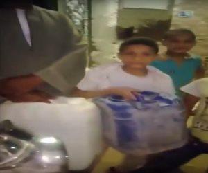 أهالي بشتيل: «الميه بتيجى ساعة وتقطع 24» (فيديو)