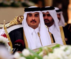 قطر.. «الندلة بامتياز» (فيديوجراف)