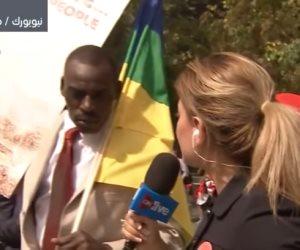 وقفات احتجاجية للجاليات العربية ضد قطر أمام مقر الأمم المتحدة (فيديو)