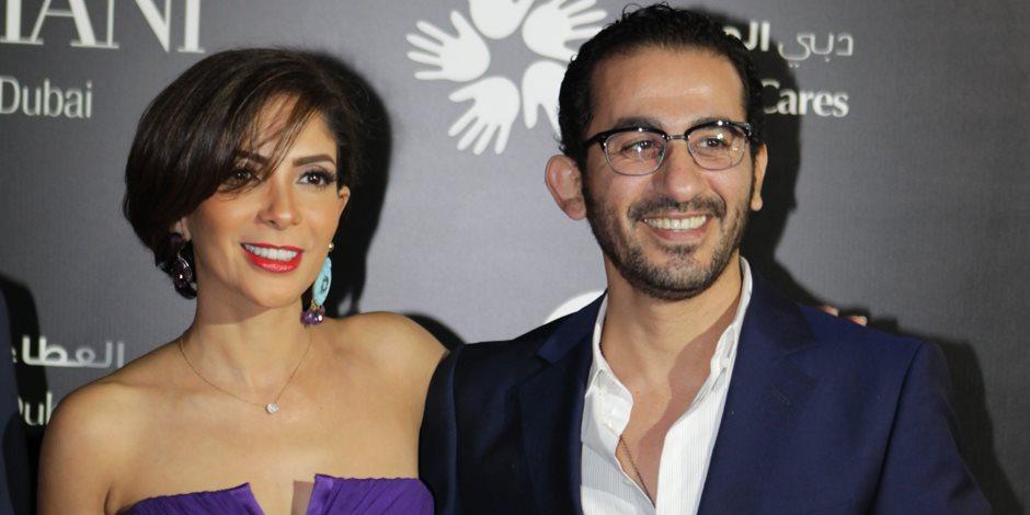 الحب والشهرة والميلاد ..  علاقة ثلاثية جمعت الثنائي أحمد حلمي ومنى زكي   صوت الأمة