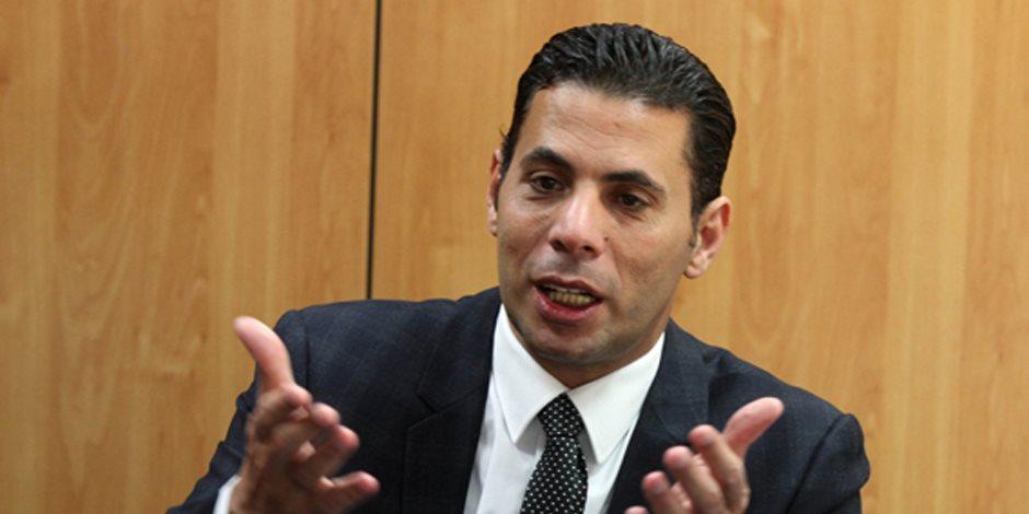 حساسين يناشد الرئيس السيسي بإسناد إدارة السكة الحديد للقوات المسلحة   صوت الأمة