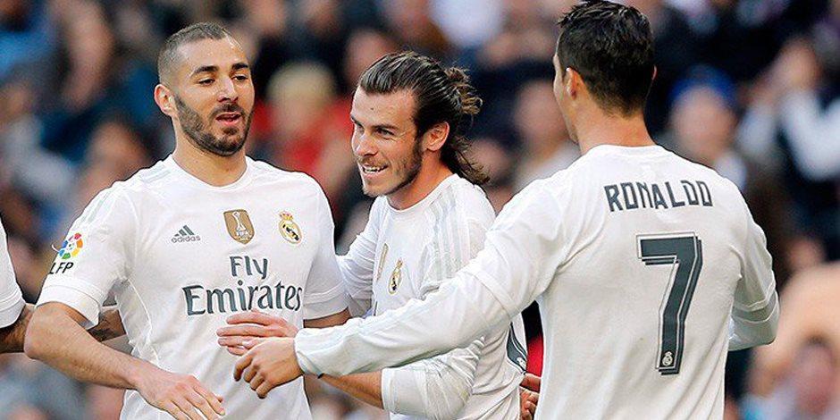 بيل ورونالدو «المغضوب عليهم» وبنزيما «حبيب» جماهير ريال مدريد   صوت الأمة