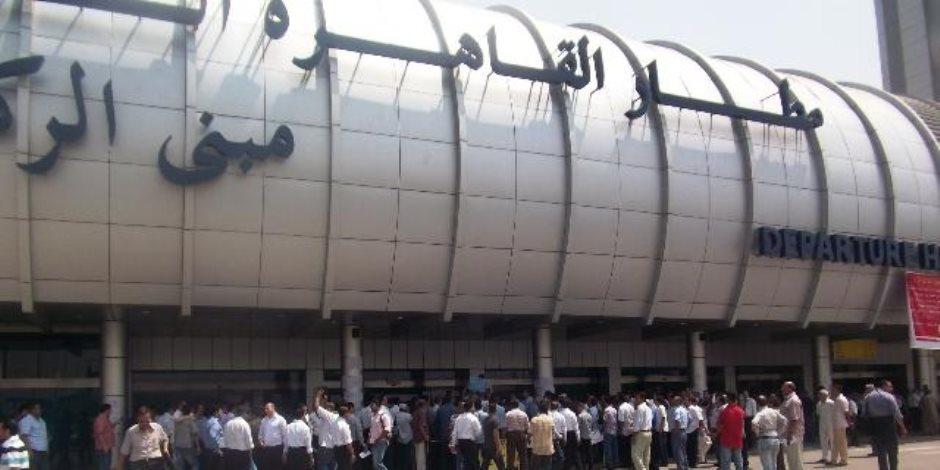 مطار القاهرة يستقبل 31 مصريا مرحلا من السعودية   صوت الأمة