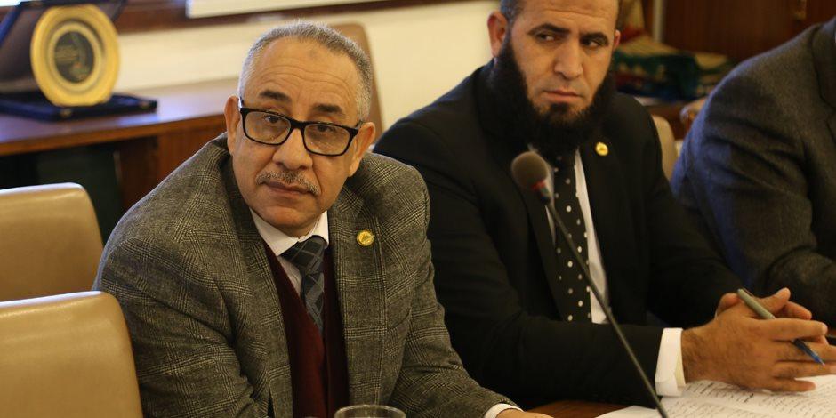 النائب طلعت خليل: المسجلين على قاعدة بيانات وزارة التموين 71 مليون مواطن   صوت الأمة
