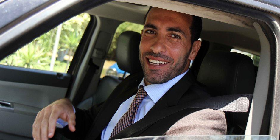 أبو تريكة يحزم حقائبه ويستعد للعودة إلي مصر     صوت الأمة