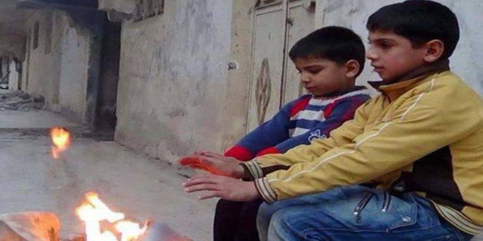 شتاء مصر أجمل.. هوليود الشرق لا تصيبها رعشة البرد   صوت الأمة