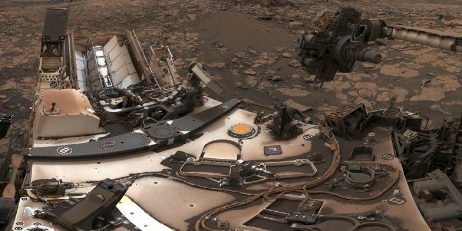 شاهد.. لقطات حديثة لسطح كوكب المريخ: الغبار لا يزال يسد الأجواء   صوت الأمة