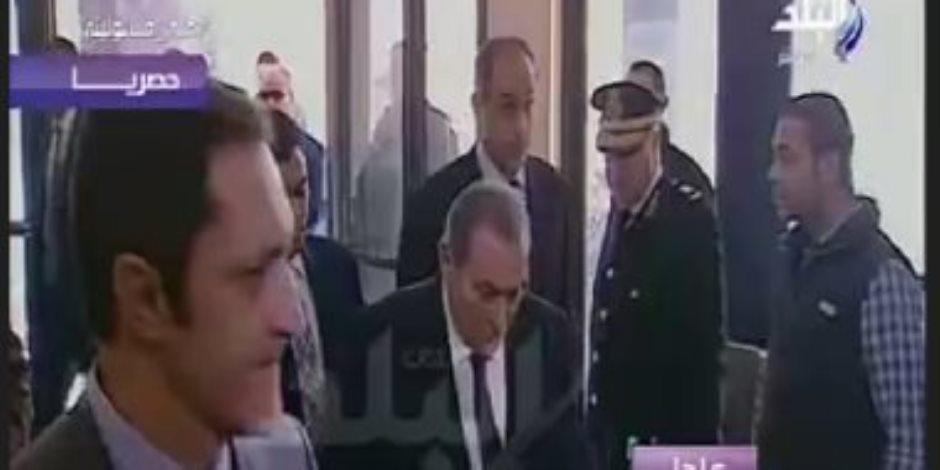 بدء مواجهة مبارك و مرسي لأول مرة للشهادة بقضية اقتحام الحدود الشرقية (فيديو)    صوت الأمة