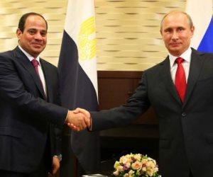 ترحيب سياسي وبرلماني بتوقيع 17 اتفاقية مع الجانب الروسي