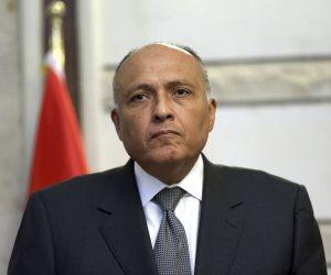 وزير الخارجية يتوجه إلى النيجر لرئاسة الاجتماعات التمهيدية للقمة الاستثنائية الأفريقية