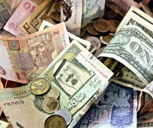 أسعار العملات اليوم الخميس 24-5-2018 وتراجع اليورو والاسترلينى