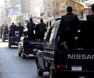 ضبط مستخضرات تجميل مجهولة المصدر وتنفيذ 307 أحكام في حملة أمنية بالبحر الأحمر