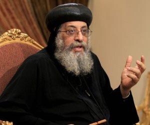 البابا تواضروس عن مسار العائلة المقدسة: سيكون أكبر مصدر خير لمصر