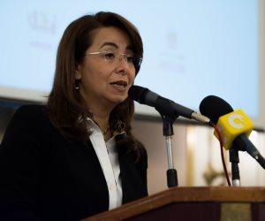 وزيرة التضامن: تحويل موظفين للنيابة بتهمة التلاعب ببرنامج تكافل وكرامة