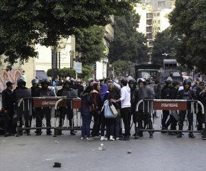 رفض دعوى إلزام «الداخلية» بإزالة الحواجز المحيطة بـ«الصحفيين»