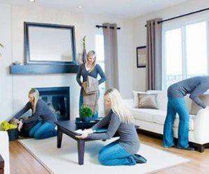 «مش كل حاجة عليكي».. حيل بسيطة هتخلي شريك حياتك يساعدك في أعمال المنزل