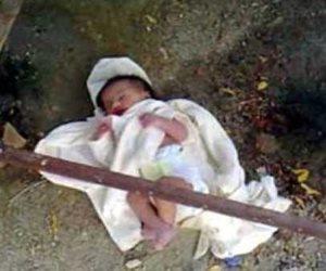 حكاية طفل حديث الولادة لقى مصرعه قبل أن يرى الدنيا