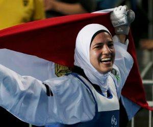 اليوم .. مصر تشارك بالثنائي هداية ملاك ويوسف على في بطولة العالم للتايكوندو