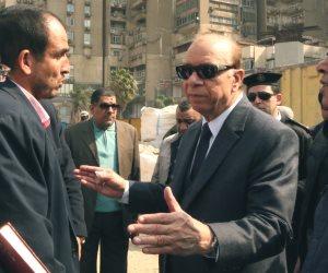 محافظة القاهرة تستكمل أعمال تطوير «جوزيف تيتو»