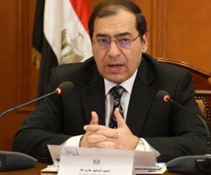 وزير البترول: 3.7 مليار دولار التكلفة الاستثمارية لتوسعات معملي تكرير ميدور وأسيوط