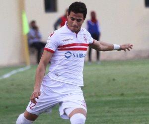 أحمد توفيق يخشى من تجديد عقده مع الزمالك