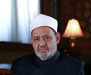 شيخ الأزهر يهنئ الرئيس السيسي والمصريين بعيد الفطر المبارك