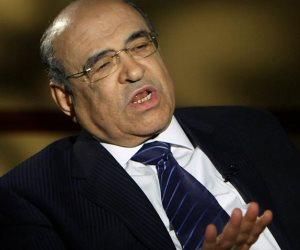 مصطفى الفقي تحت قبة البرلمان: القضية الفلسطينية مازالت قضية العرب المركزية