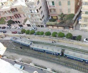 متوسط تأخير قطارات السكة الحديد المتوقع اليوم