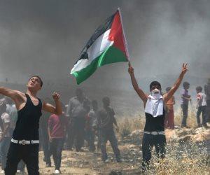 إحياء الذكرى الـ٦٩ للنكبة الفلسطينية في القاهرة