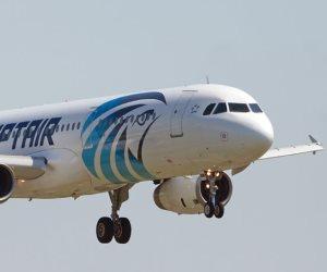 مصر للطيران تبدأ غدا أولى رحلات الجسر الجوى لنقل 70 ألف معتمر للأراضي المقدسة