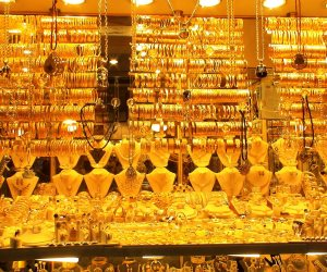 أسعار الذهب اليوم الثلاثاء 8-5-2018 فى مصر