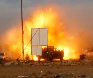 القوى الوطنية تدين الهجوم الإرهابي الذي استهدف نقاط تأمين منطقة القواديس