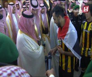 الزمالك يهنئ كهربا بتتويج كأس ولي العهد السعودي