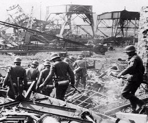 طوكيو تحيي الذكرى الـ72 للغارات الأمريكية خلال الحرب العالمية الثانية